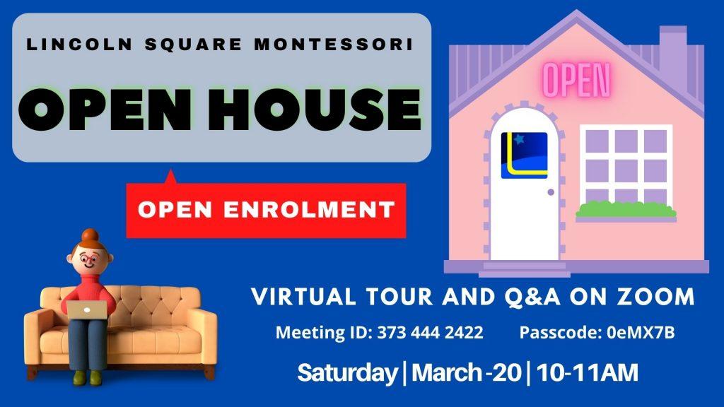 Open House Enrollment