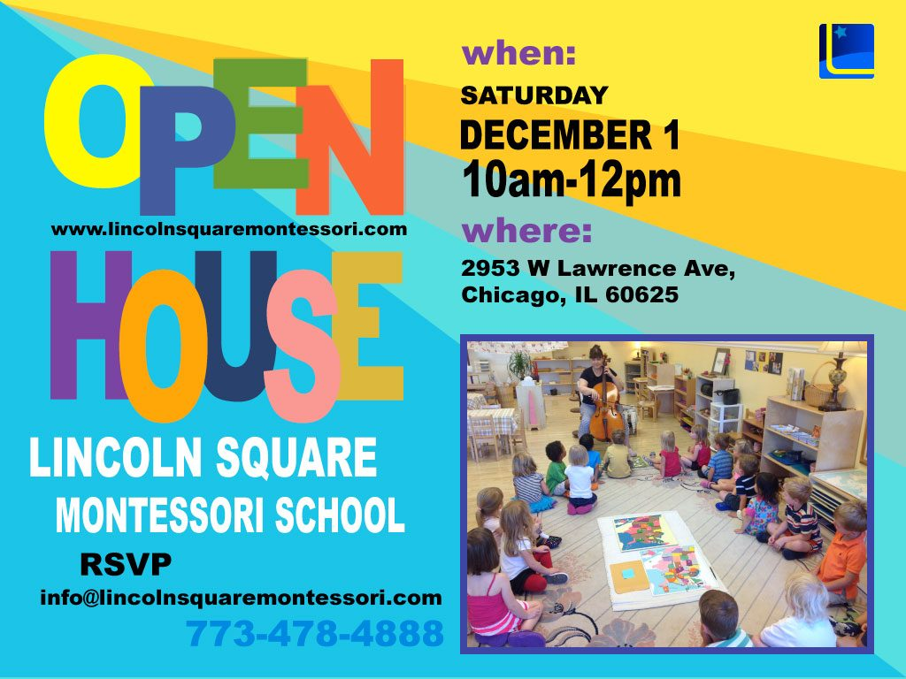 open house lincoln square montessori